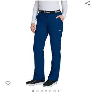 Grey's Anatomy scrub pants navy